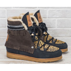Bota Indiana 5 Brown Dolfie