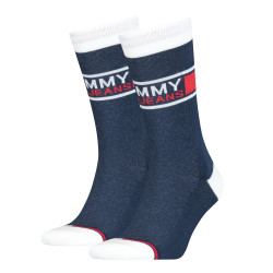 Calcetines Altos Marine Tommy Hilfiger
