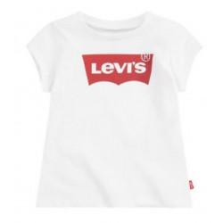 Camiseta Batwing Tee Pink Niña Levis