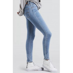 720 High Rise Super Skinny Levis