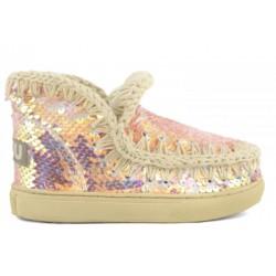 Sneaker Summer Sequins Niña Mou