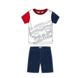 Pack Colorblock Baby T.3-36m Levis
