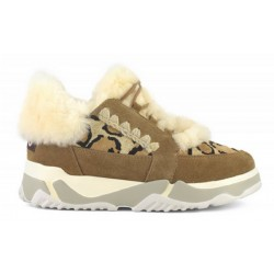 Sneaker Eskimo Lace Up Trainer Mou